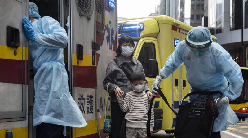 Coronavirus: contagio rallenta in Cina, corre nel resto del mondo