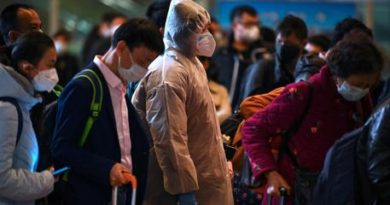 Coronavirus, i primi treni passeggeri a Wuhan
