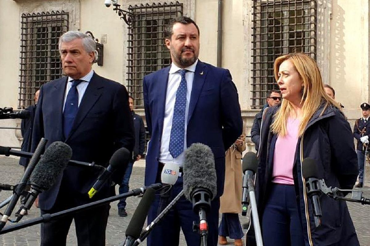 Centrodestra: 'Conte si dimetta e andiamo al voto'