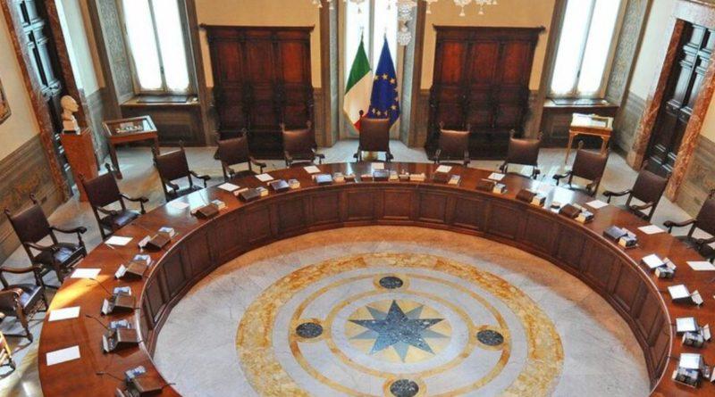 Consiglio dei Ministri: 'Passa salvo intese in dl Semplificazioni'