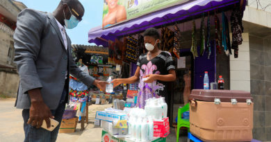 Coronavirus, Unicef invia aiuti ai Paesi colpiti da epidemia
