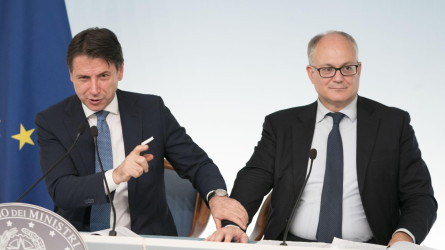 Piano Eurogruppo e Conte: 'Sul Mes la posizione non cambia'