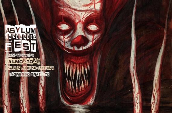 Rinviata a Settembre la II Edizione dell' Asylum Fantastic Fest