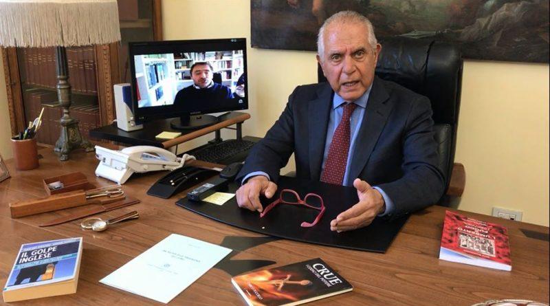 Coronavirus a Napoli, morto l'avvocato Enrico Tuccillo