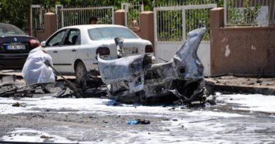 Turchia: esplode bomba, 5 civili uccisi