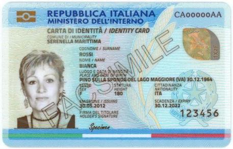 Al via l'accesso ai servizi della PA con la carta d'identità elettronica