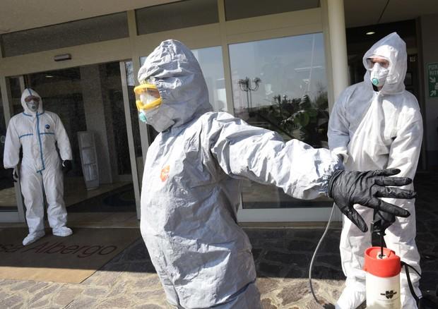 Coronavirus, in calo i nuovi malati. Morte altre 604 persone