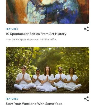 Trasformiamo il nostro volto in un quadro con 'Google Art Transfer'