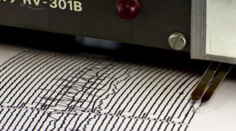 Terremoto a Crotone, scossa di magnitudo 3.8