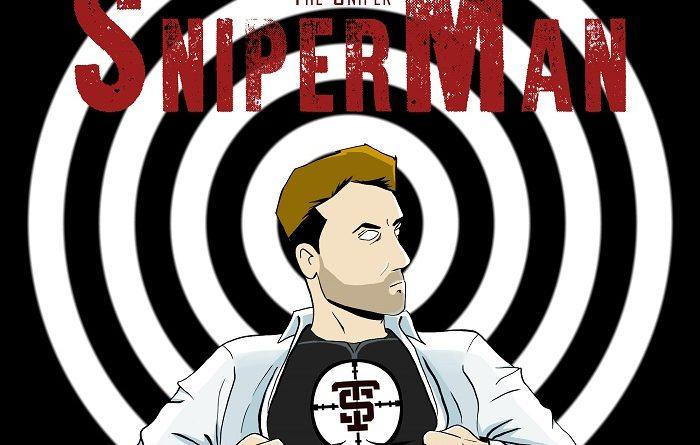 """In download gratuito, data l'attuale situazione di quarantena, esce """"Sniper Man"""", il nuovo EP del rapper The Sniper aka Ticsnip"""