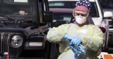 Coronavirus, negli Usa oltre 63mila nuovi casi in 24 ore