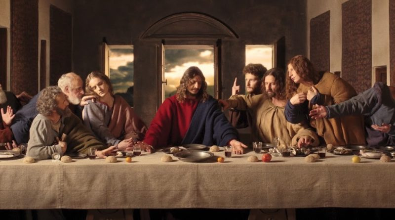 The Last Supper: The Living Tableau