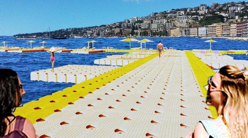 'Isoliamoci', un'isola sicura che affaccia sul golfo di Napoli