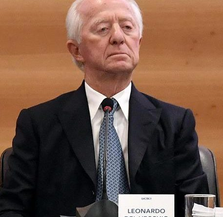 Mediobanca: Del Vecchio chiede alla Bce di salire al 20%