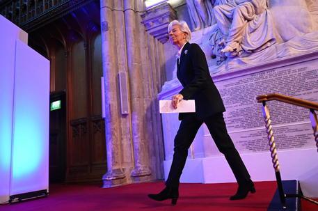 Lagarde, 'Il Pil calerà più che durante la grande crisi finanziaria'