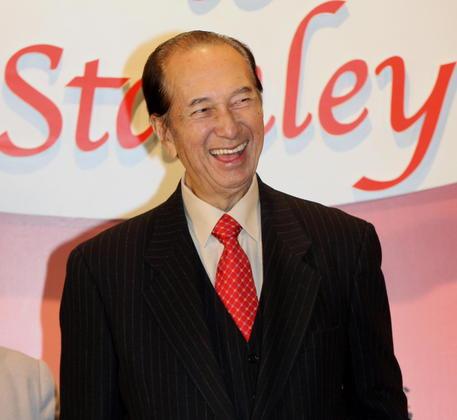 E' morto Stanley Ho, il re dei casinò di Macao