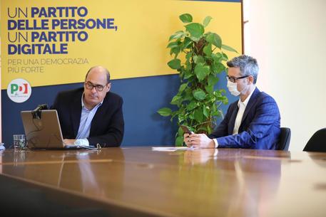 Fase 2: Zingaretti, 5 proposte per futuro