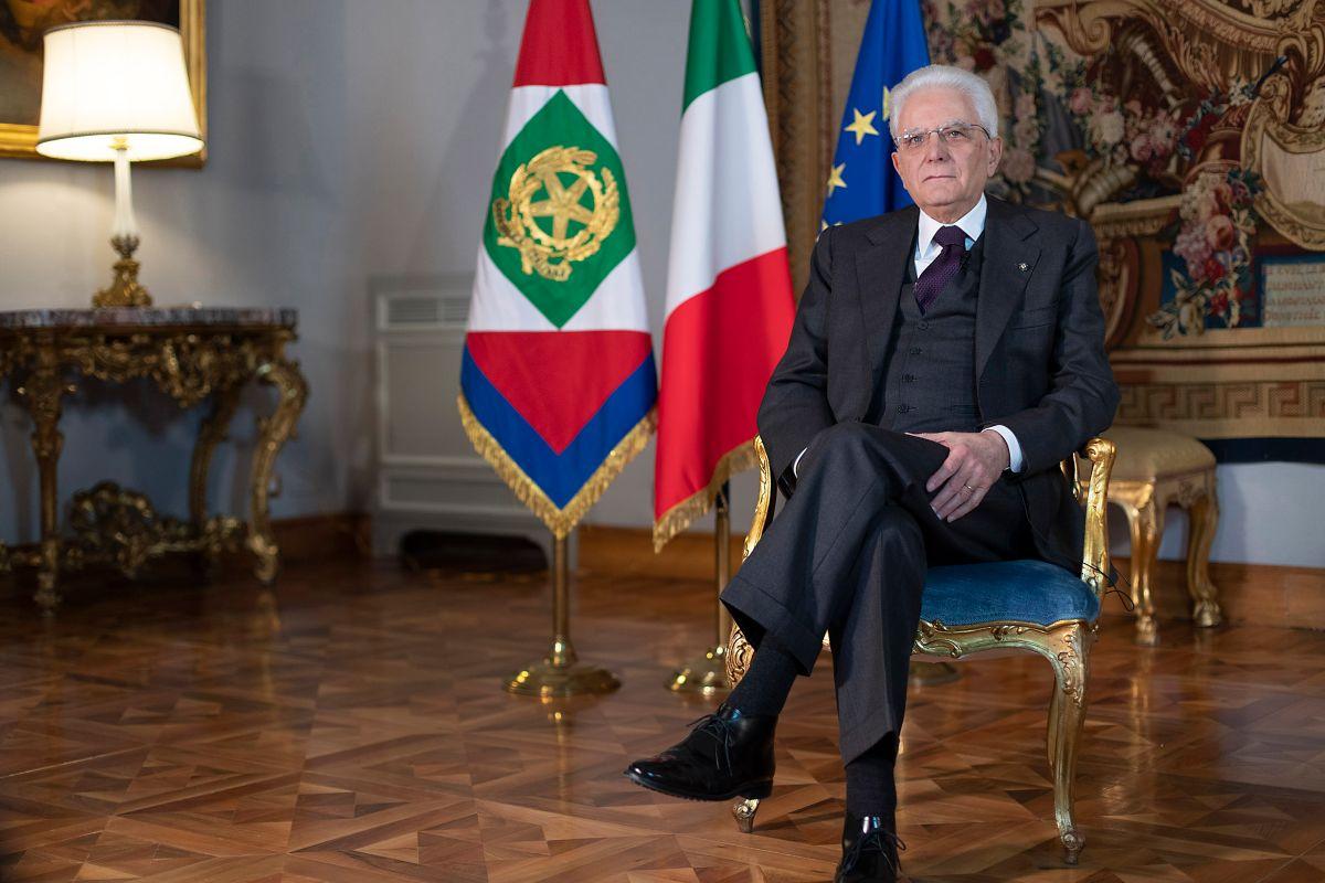 """Gdf, Mattarella: """"Sempre in prima linea, Repubblica grata a Fiamme Gialle"""""""