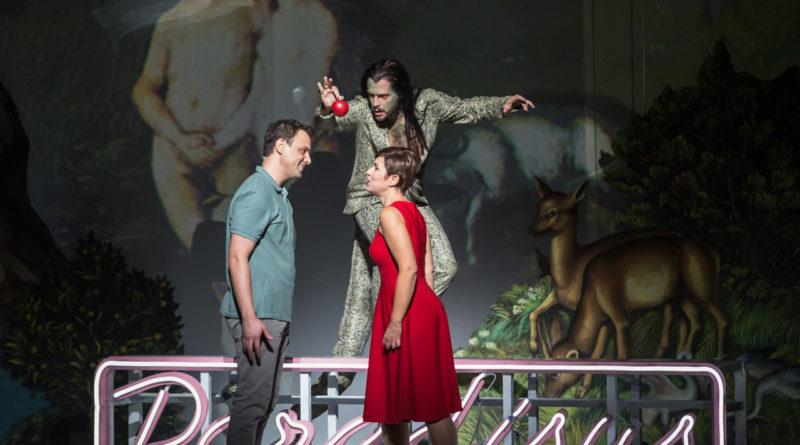 """Emanuela Giordano, Alessio Vassallo e Tommaso Di Giulio raccontano """"Amore, qui è tutto una follia"""". Diretta martedì 26 ore 19"""