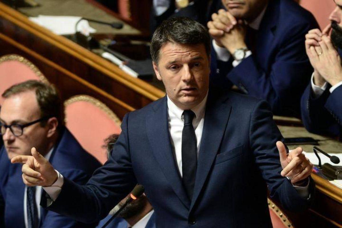 Matteo  Renzi e la doppia morale dei Cinque Stelle