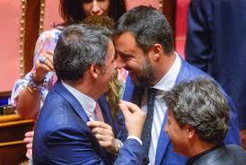 Prove di feeling tra Italia Viva e Centrodestra
