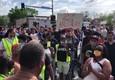 Usa, afroamericano muore soffocato da polizia