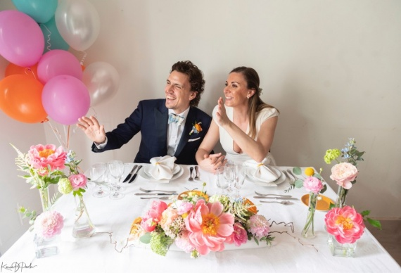 """Coronavirus – Il WEDDING riparte con MICHELLE CARPENTE: nasce la nuova iniziativa """"MATRIMONIO IN CASA"""""""