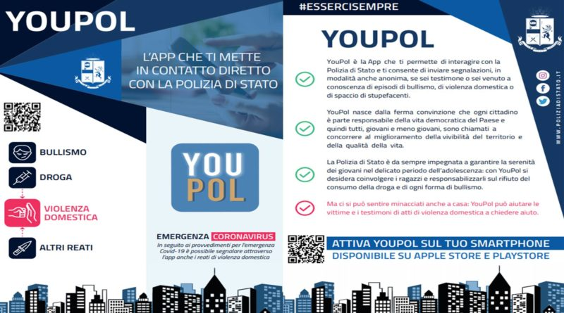 Fase 2: decine segnalazioni su app YouPol per movida Genova