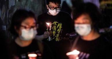 Hong Kong, la polizia reprime i manifestanti per Tienanmen