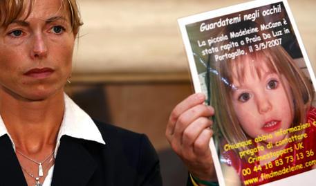 Maddie: sospetto indagato altri 2 bimbi