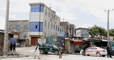 Kabul, bomba in moschea nella Green Zone