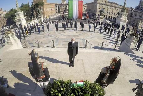 Mattarella sarà a commemorazione Bergamo