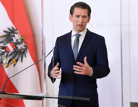 Austria pronta a riaprire all'Italia a metà giugno