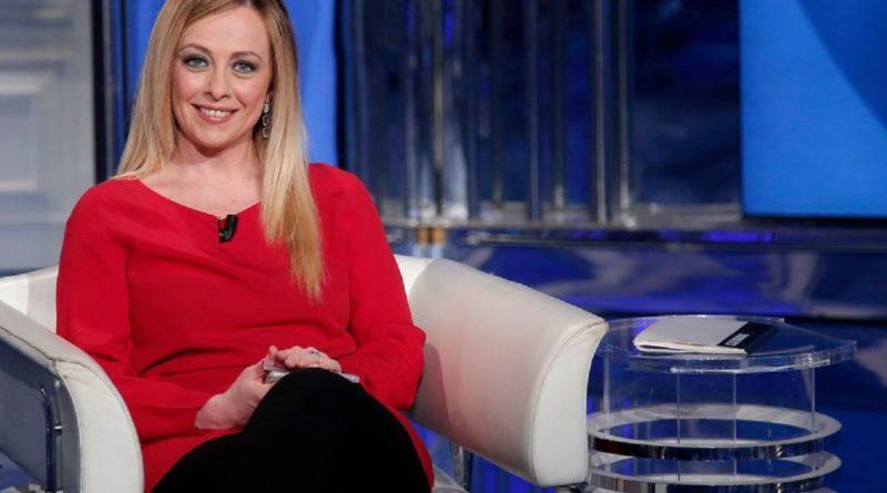 Meloni, 'Riunioni tra governo e opposizione in streaming, così gli italiani potranno giudicare'