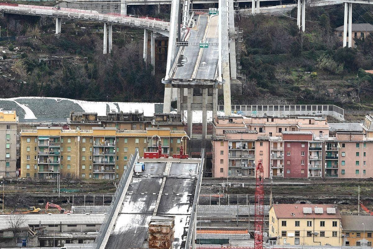 Ponte Genova, la Procura chiude le indagini: in 69 verso il processo