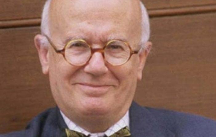 Morto Roberto Gervaso, lo scrittore col papillon