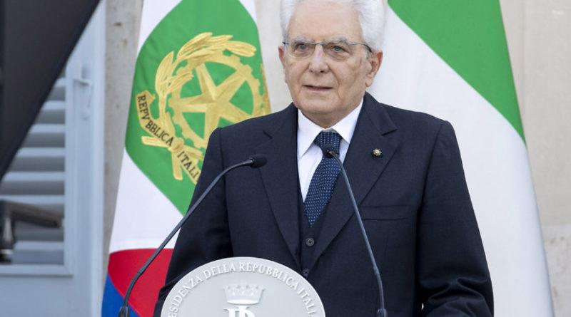 Mattarella nomina 57 nuovi Cavalieri della Repubblica