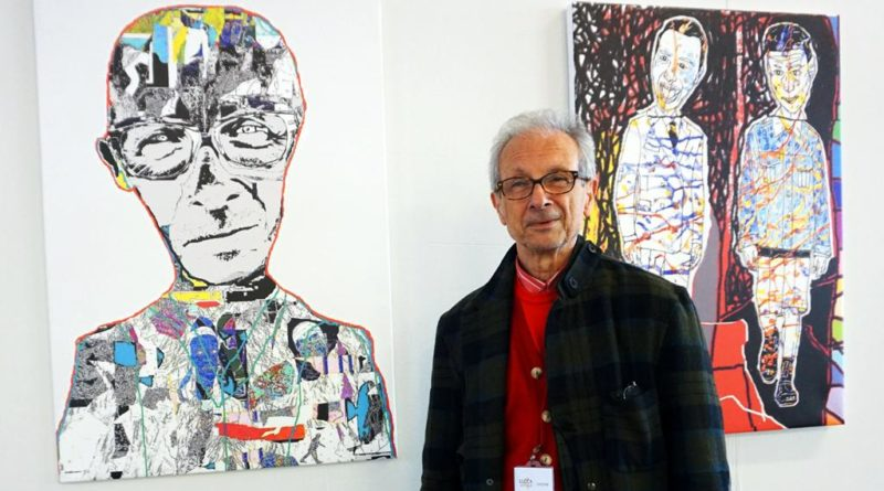 Tartaglia Arte: Doppio colpo per l'artista Mauro Molinari