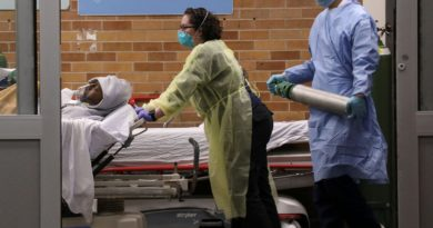 Coronavirus, quasi 600 operatori sanitari morti finora negli Usa