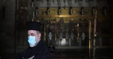 Coronavirus: nuove limitazioni a Santo Sepolcro Gerusalemme