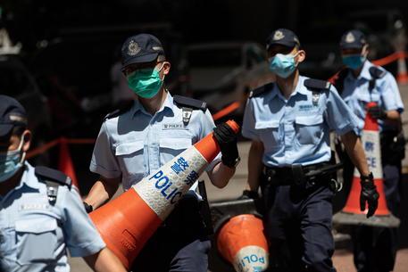 Arresto a Hong Kong per sicurezza nazionale