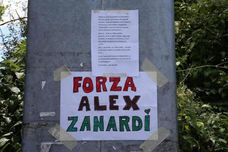 Zanardi: due settimane calvario dall'incidente a Pienza