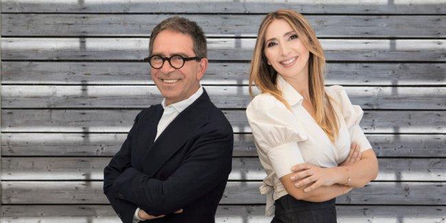 Il Caffè di Rai Uno riparte con Pino Strabioli e Roberta Ammendola