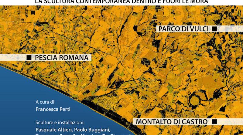 In Terra di Vulci – La scultura contemporanea dentro e fuori le mura | 24-26 luglio | Parco Archeologico Vulci Montalto di Castro Pescia Romana (VT)