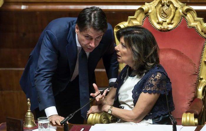 Coronavirus e Casellati: 'Martedì ci sarà, in Parlamento, un voto sullo stato di emergenza'