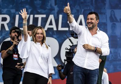 Conte convoca i leader del Centrodestra, Salvini diserta: 'Finché questo chiacchierone non mantiene le sue promesse non vado'