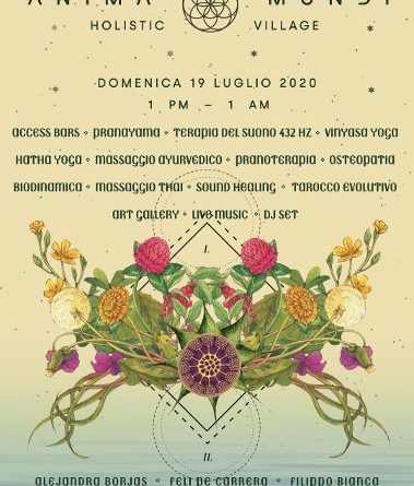 26 Luglio – Anima Mundi al The Sanctuary e Voodoo Ba