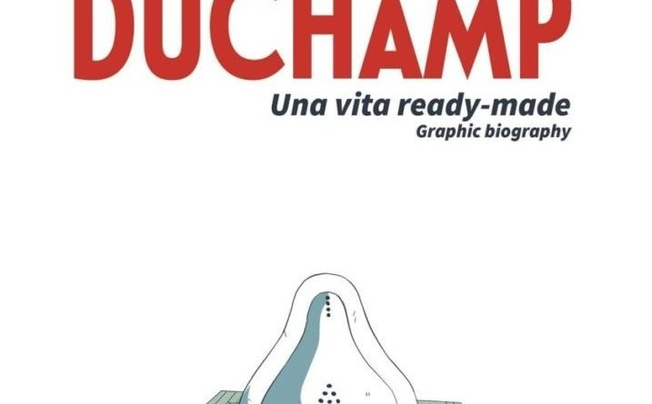 Tartaglia Arte: Il fumetto che racconta l'Arte di Marcel Duchamp