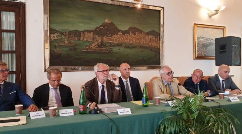 """Fase3; Vitalone e Graziano: """"Occorre sinergia tra magistratura, professionisti e bancheper aiutare le imprese ad uscire dalla crisi"""""""