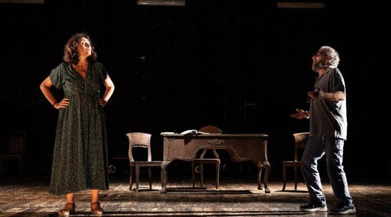 Al Cortile del Maschio Angioino di Napoli il 16, 17 e 18 luglio alla rassegna Scena Aperta lo spettacolo 'O tuono 'e marzo di Vincenzo Scarpetta